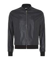 Negro chaqueta