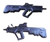 """רובה התבור של צה""""ל"""