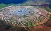 So let's see the opportunities...solar energy!