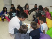 Storytelling in AMICANA.