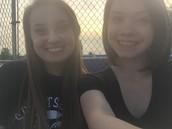 Megan and I