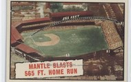 MIckey Mantle's Out Of The Park Home Run