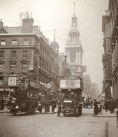 London in the 1800's