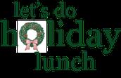 Staff Holiday Luncheon