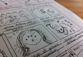 More Storyboards