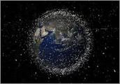Què són les deixalles espacials?