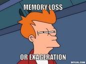memory mix up