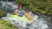 Jungle River Tubing Safari