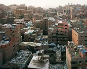 Trashed city!