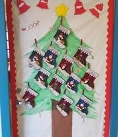 Ms. Herreras' Door