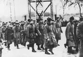 Survivor Soviet soldiers of World War 2