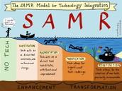 SAMR Model for Technology