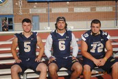 2015 Norwin Football Captains