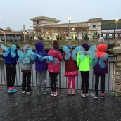Our Girls on the Run!