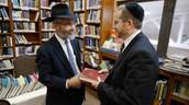 "VAADIM from R' Yisroel Salanter Z""L to Rav Shlomo Wolbe Z""L..."