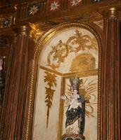 San Jeromino Monastery Statue