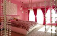 This is a Bed room for a child 6 to 11 years old