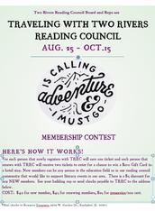 Contest #2---- Membership Drive