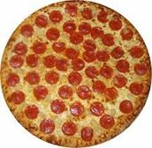 la pizza  rojo barren
