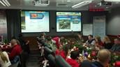 NORAD Tracks Santa volunteers