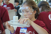 Over 200 Students attend CAMAS GIRLS IN STEM!