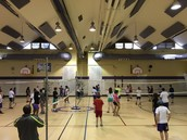 4 way volleyball