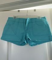 Aeropostale Turquoise Shorts