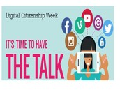 "National Digital Citizenship Week...It's time to have ""The Talk"""