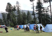 We are an Eco and Adventure camp organizers at Manali in Himachal Pradesh.