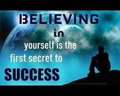 Just Believing in Yourself Will Elevate You to Your Ultimate!