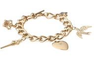 Wonderland Charm Bracelet - $55.13