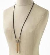 Windsor Tassel Necklace $36.00