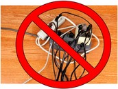 Electrical shocks & Burns Causes