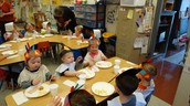 Early Childhood Center Thanksgiving Feast - Afternoon