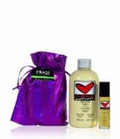 deodorante e doccia vaniglia