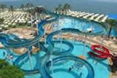 פארק מים במלון בטבריה