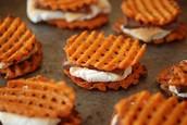 Sweet Potato S'mores