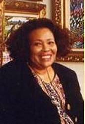 The illustrator, Mary Frances Robinson