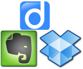 Diigo or Dropbox