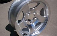 Used to make rims