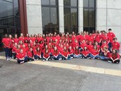 HTMS Mixed and Show Choirs Country Music Hall of Fame