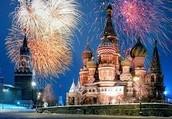 Vi vil hjælpe dig med at komme til Rusland snart!