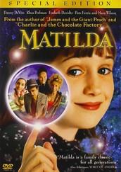 Watching Matilda in Reading This Week