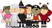 Are you Interested in Helping to Plan Halloween @ Santa Fe for Monday, 10/31?