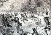 What was The Battle Of Cheat Mountain? ------------------------>