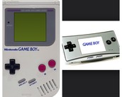 First GameBoy compared to newest GameBoy