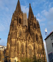Cologne catherdral