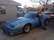 me and my cool car