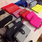 Must have wallets & bags