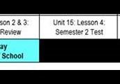 Week 40 Pacing Guide (5/23-5/27) Updated Weekly